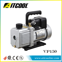 High power air conditioning single stage vacuum pump manufacturer price VP150