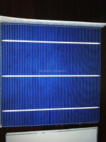 High efficiency polycrystalline solar cells 156mm*156mm for solar panels