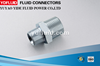 Brass Pipe Fitting Hex Nipple NPT