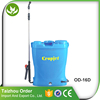 16L Electric Knapsack Sprayer For Agricultural