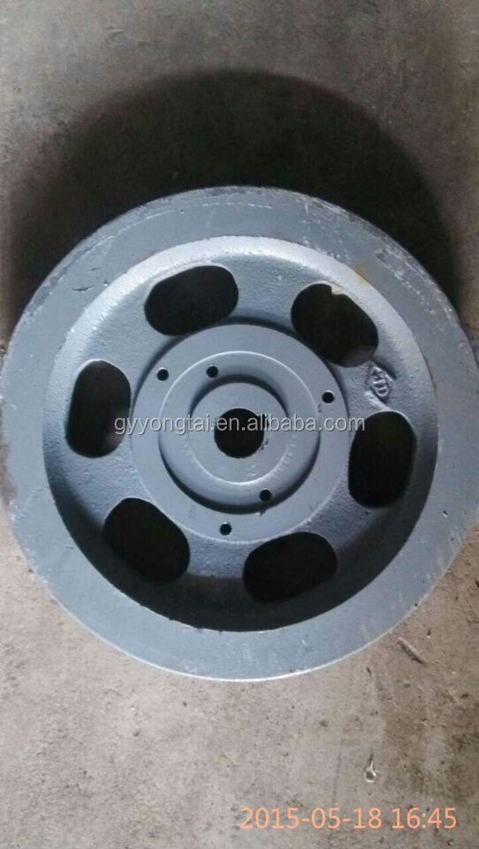 cast iron tractor flywheel for diesel engine