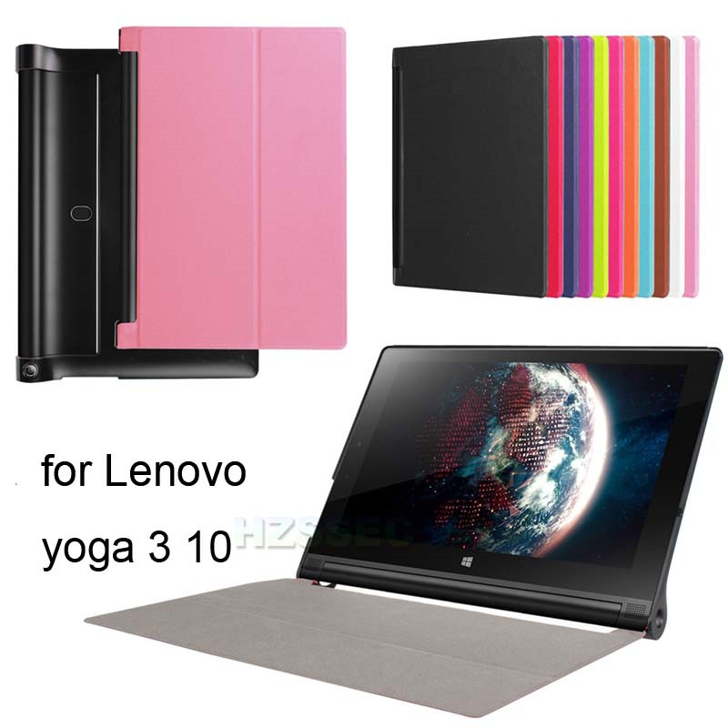New arrival popular unique tablet case magnetic smart colorful cover case for Lenovo yoga tab3 X50