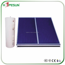 Newest Design Flat Plate Heat Pipe Solar Water Heating Panel Price