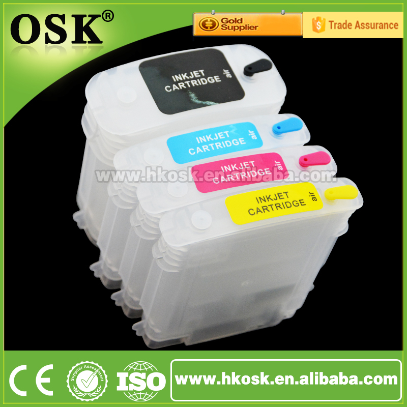 For HP Officejet D135 D135xi Printer ink cartridge With Auto Reset chip