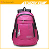 2016 waterproof nylon good quality children school bags school bags for boys girls