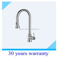 CT02-004 single handle pull-down kitchen faucet/tap/mixers