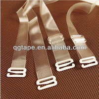 China shanghai friendly tpu WOOLY SPING TAPE, transparent straps