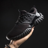 2016 top quality custom brand men shoes sport running, easy and convenient breathable custom brand shoes