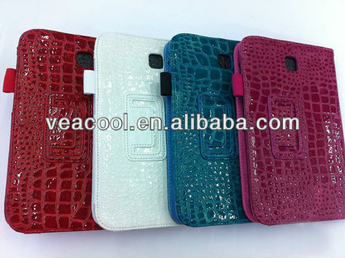 Croco Style Stand Leather Case Cover for Samsung Galaxy Note 8.0 N5100 N5110