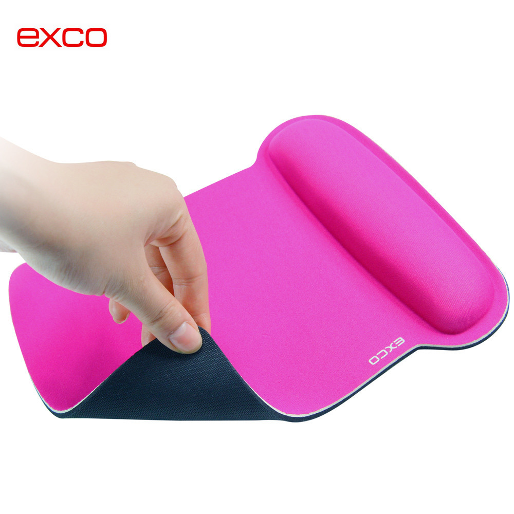 EXCO Best Sell Stock Product Wholesale Rubber Computer gel wrist rest Mouse Pad for call of duty black ops 2