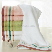 Gaoyang soft bamboo fiber face towel with high qulaity for family