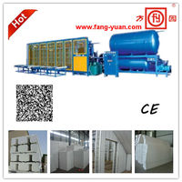 Fangyuan high strength eps polystyrene foam slab machine