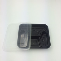 Transparent Cylindrical Food Container