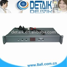 Single Adjacent Fixed Channel Modulator / SAW Filtered TV Headend radio station equipment for sale