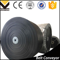 Belting conveyor systems for iron ore, coal, mineral