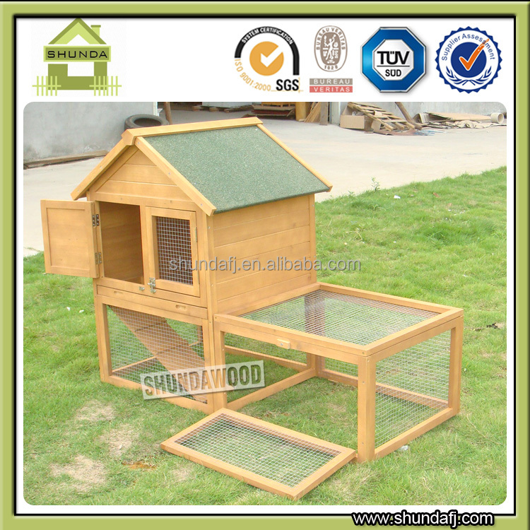 Cheap Wooden Ferret cage