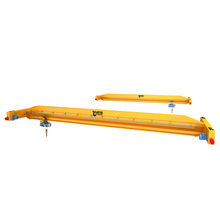 electric overhead work shop crane kits end carriages with motor