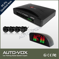 Hot selling wireless parking sensor with tow bar