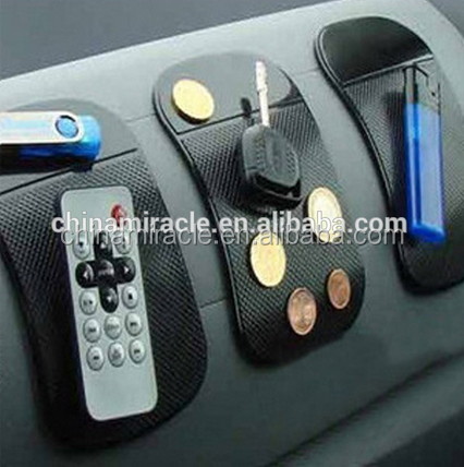 NEW Silicone Car Dashboard Mobile Phone Durable Magic Sticky Pad