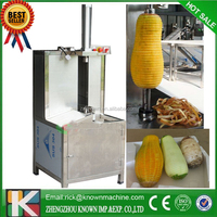 automatic tapioca peeling machine for cassava / wax gourd / water melon / pawpaw / pumpkin / pomelo / pineapple