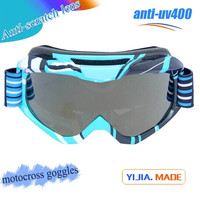 The manufacturer's best-selling anti scratch motorcycle motocross goggles