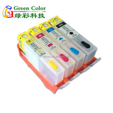 364 564 862 178 655 685 920 670 Refillable cartridge for HP 364 564 862 178 655 685 920 670 ink cartridge with chip