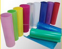 Colorful soft pvc plastic sheet