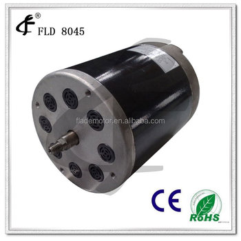 36 volt dc motor 800w brush dc motor for bicycle