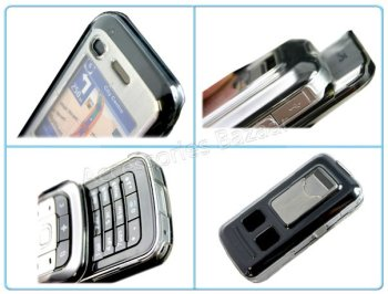 Ultra Clear Crystal Hard Case Cover for Nokia 6110