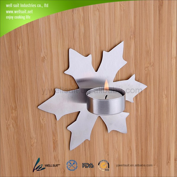 Hot sale best quality christmas birch bark candle holder