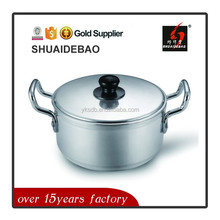 hot selling sanding stock pot pot