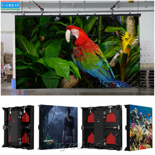 2016 Hot Sale Outdoor HD Rental LED Display
