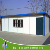 China low cost light steel high quality prefab house for hardware storage