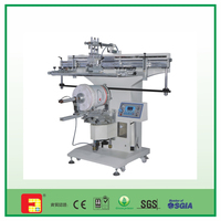 Factory price paint pail screen printing machines