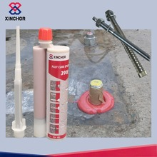 High strength Injection mortar reinforce chemical fixing <strong>glue</strong>
