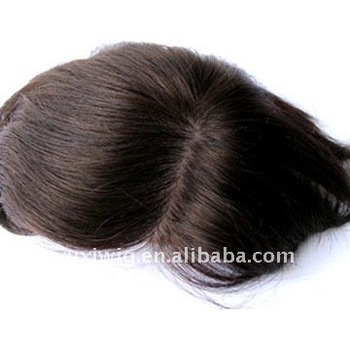 100% Chinese Human Hair Topee on sale