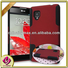 hybrid cases covers accessories for LG optimus g E975