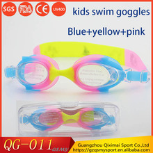 Crazy selling kids cartoon funny kids swimming glasses