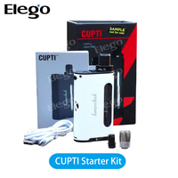 Hottest and Newest Coming e cigarette 75W Kanger CUPTI kit /Top Filling Kanger CUPTI