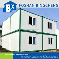home decor prebuilt container houses made in china