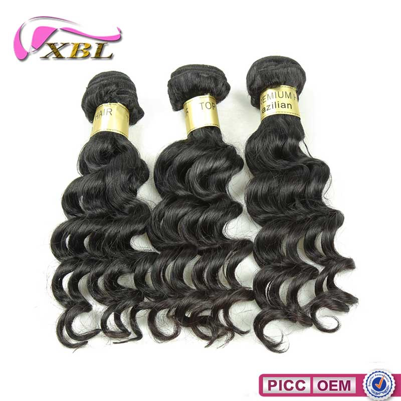 XBL Factory Price Virgin Unprocessed Loose Body Afro Human Hair Bulk