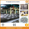 Perfect Function One Time Polystyrene Foam Chicken Box Production Line with CE