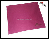 Best-sell silver jewelry polishing cleaning cloth
