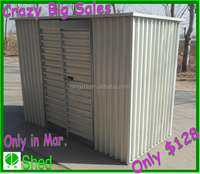 metal garden shed,backyard shed,storage shed