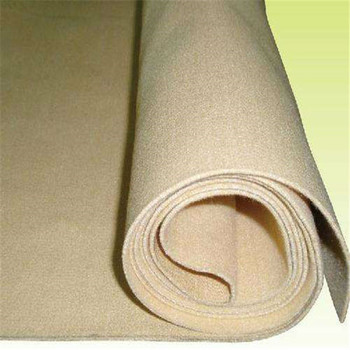 Polyester water & oil proof dust filter material