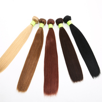 Strict Quality Control Fast Shipping Double Drawn virgin indian remy hair for cheap