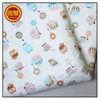 For dress, baby cloth 100% cotton single jersey fabric
