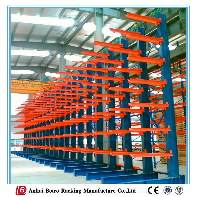 China adjustable economical cantilever double side beam design