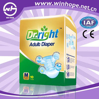 win hope disposable Dr.right adult baby plastic pants made in China