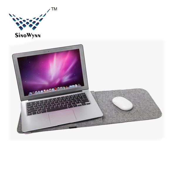 For MacBook Sleeve New Arrival Wynn Harvest Wool felt Case bag for MacBook Air 11 inch to 13 inch